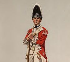 Why Were the British Uniforms Red?