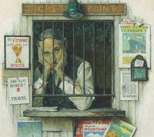 Travel During the Great Depression: Norman Rockwell and the Average American