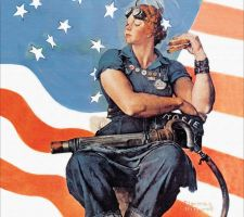 Rosie the Riveter: An Icon of the Past and Present